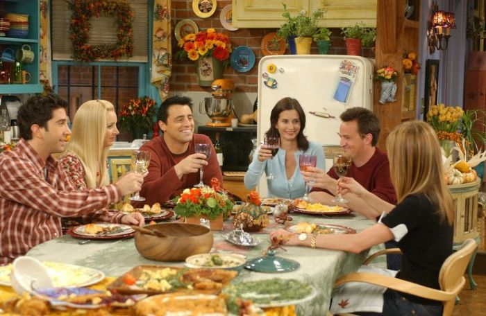 The 5 Best Thanksgiving Friends Episodes