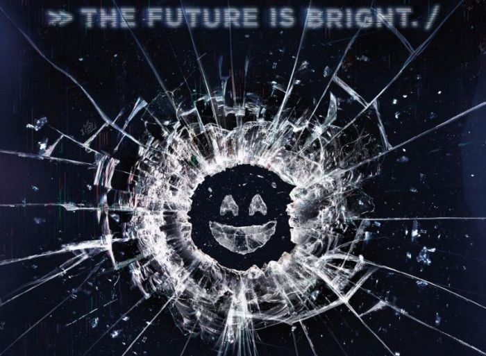 Plausibility of Black Mirror's 1st Season linked to The US Elections