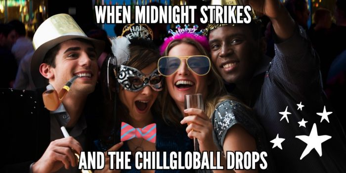 Happy ChillGlobaling in 2017 !