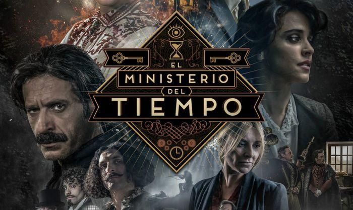 Drei Fernsehserien zum Spanisch lernen
