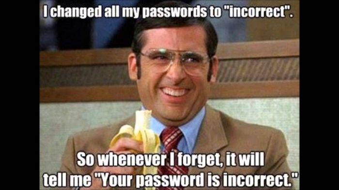 How to choose a secure password