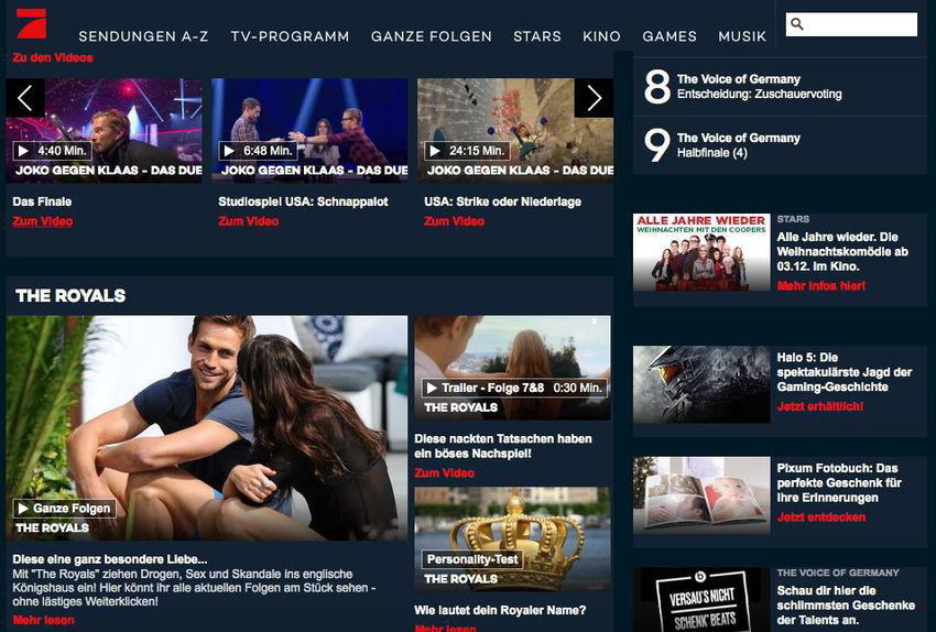 Deutsches TV im Ausland sehen und Livestream