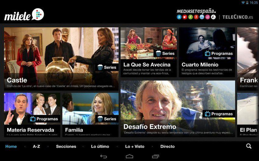 TV Española En El Extranjero